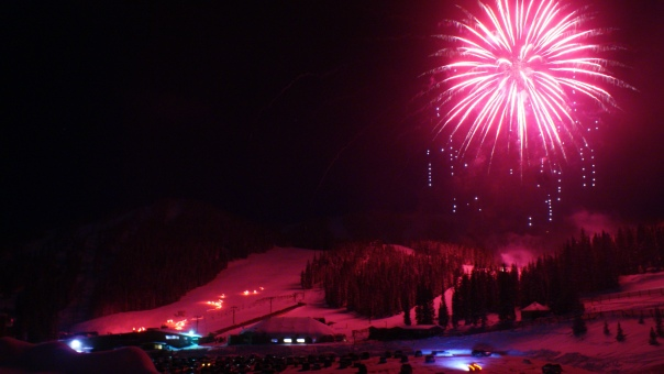 New Years Eve at Monarch